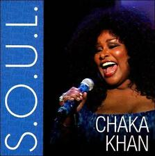 S.O.U.L.: Chaka Khan [NEW CD]