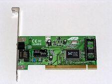 PCI Fast Ethernet Adapter Allied Telesyn AT-2500TX, RTL8139C, RJ45. gebraucht