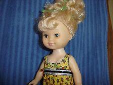 Vintage Uneeda Doll, Blonde Hair, Blue Eyes Vgc