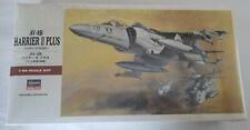 HASEGAWA 1:48 AV-8B HARRIER II PLUS # 07228 PT28 USMC Desert Storm