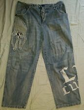 Lot 29 Looney Toons Yosemite Sam Men's Denim Designer Hip Hop Urban Jeans 44x32
