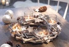 Adventskranz 24 teelichter