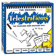 Telestrations the telephone game