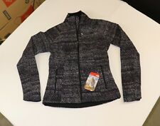 APEX BIONIC 2 Women's Jacket by North Face, TNF BLACK Rare Dotted Print, NWT (-: