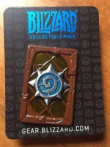 Blizzard Hearthstone Fireside Gathering Pin - Blizzcon 2015 - Tournament Prize!