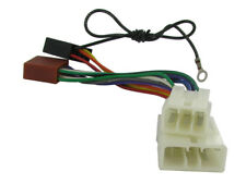 L200 CD radio stereo wiring harness adapter converter