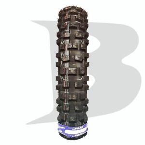 IRC Rear Knobby Tyre Hard Intermediate 110/90-19 Inch Tyre Motorbike, Dirt bike
