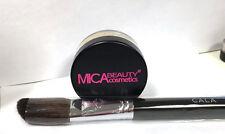 Mica Beauty MF-5 cappuchino (new container) + Cala Angled Brush 77102