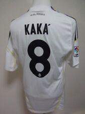 Real Madrid #8 Kaka 100% Original Jersey Shirt 2009-10 Home L Good Condition