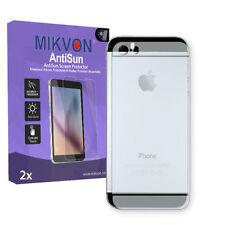 Films protecteurs d'écran iPhone 5s anti-reflets, mat pour téléphone mobile et assistant personnel (PDA)