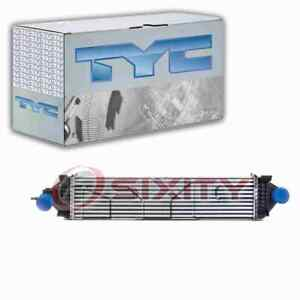 TYC Intercooler for 2013-2019 Ford Escape 1.5L 1.6L L4 Radiator Cooling nv