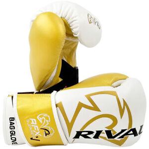 Rival Boxing RFX-Guerrero-V Hook and Loop SF-F Soft Bag Gloves