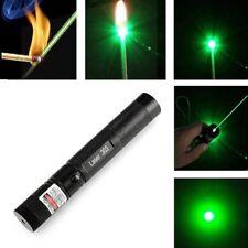 10mile Green Laser Pointer Pen 532nm 5mw 851 Powerful Visible Beam Light Lazer