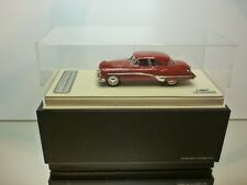 TSM-MODEL 1949 BUICK ROADMASTER RIVIERA COUPE - RED 1:43 - GOOD IN BOX