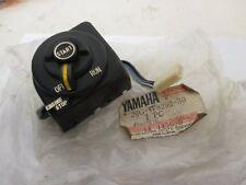 NOS YAMAHA CA50 RIVA 50 RAZZ JOG RIGHT HANDLEBAR SWITCH (NO LEVER) 20G-W8292-30