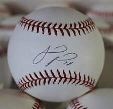Joel Pineiro Single Signed Baseball  Autographed Ball