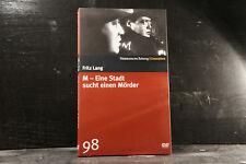 Fritz Lang - M - Eine Stadt sucht einen Mörder (SZ-Edition)