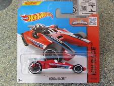 HOT WHEELS 2015 #182/250 Honda Racer Rosso HW RACE