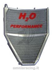 Radiatore Maggiorato Sostitutivo Acqua H2O Performance SBK Honda CBR600RR 2009