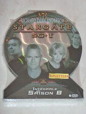DVD Stargate SG1 saison 8 l'intégrale Neuf sous Plastique Collector