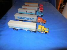 1982 ROAD CHAMPS TRANSPORT COMPANY's TRUCKS GROUP OF FIVE  ALL FOR ONE BID! #11