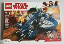 Lego 75199 STAR WARS Clone Wars General Grivous' Combat Speeder - Discontinued