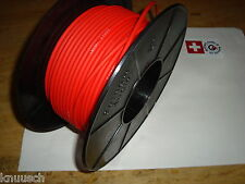 Gotham Audio Cable 10001A  GAC-1 Unbalanced for Chinch/RCA/Phono 80m piece red