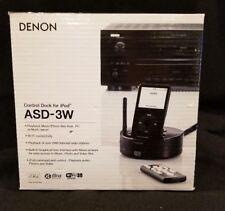 Denon ASD-3W Control Dock for iPod Audio Video
