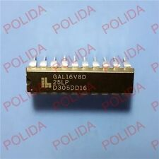 5PCS IC LATTICE DIP-20 GAL16V8D-25LP