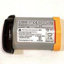 Canon LP-E19 2750mAh Battery 1Dx2 1Dx3 1DX Mark II III Excellent Condition Used