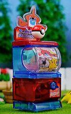 Rare Rotom Dex vending Machine center Pokemon Go Gashapon Japan Sun and Moon 3ds