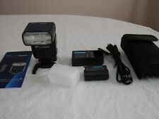 Flashpoint Zoom Li-ion Mini TTL R2 Flash With R2 Radio Transceiver for Fujifilm