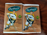 2006-07 parkhurst hockey cards ( 2 pack lots) Factory Sealed  see checklist!