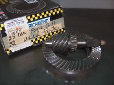 "Polished 5.11 Ratio Ford 9"" Rear End Ring/Pinion Visteon Gear Nascar Racing EDM"