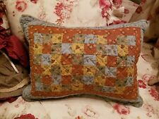 Primative Quilted Pillow
