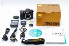 【MINT in BOX】 Nikon D D7000 16.2MP Digital SLR Camera Black Body Only Japan 720