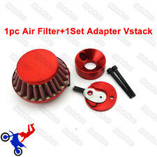 Goped Racing Air Filter Adapter Vstack Gas Z Scooter 43 33 23 cc Big Foot Blade