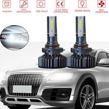 For Nissan Titan 04-15 COB Led Headlight 2pcs 9005 High Beam Bulb 6000K White