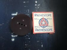 "9.5mm Pathescope ""Walt Disney Silly Sympathies Dwarfs At Play"" FREE POST"