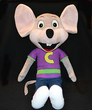 "Giant Chuck E Cheese Pizza Collectable Plush 2013 CEC Entertainment 32"" or 81cm"