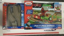 Percy's Mail Express & Switch Track Pack - Thomas & Friends Trackmaster