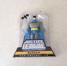 """DC Universe Justice League Unlimited BATMAN 3.75"""" Action Figure Fan Collection"""