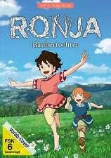 Ronja Räubertochter - Vol 4 -  Goro Miyazaki - DVD