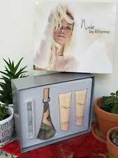 NUDE by Rihanna 4 pc Gift Set NWT