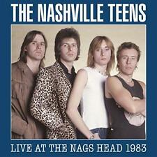 The Nashville Teens - Live At The Nags Head 1983 (NEW CD+DVD)
