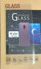 fully edge to edge tempered glass screen protector cover for samsung galaxy s9+