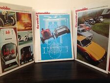 The World Of Automobiles Vol. 1,2,3
