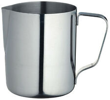 LeXpress Stainless Steel 600ml Frothing Milk Jug - KCJUGMD