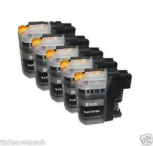 5 Ink Cartridges Compatible With Brother MFC-J245 MFC-J6920DW MFC-J4510DW