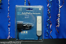 iPod Shuffle Car Charger iPod Shuffle Intelligent Charger Manufactured by DLO